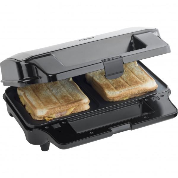 Kontaktgrill 3in1 ASG90XXL mit Sandwich