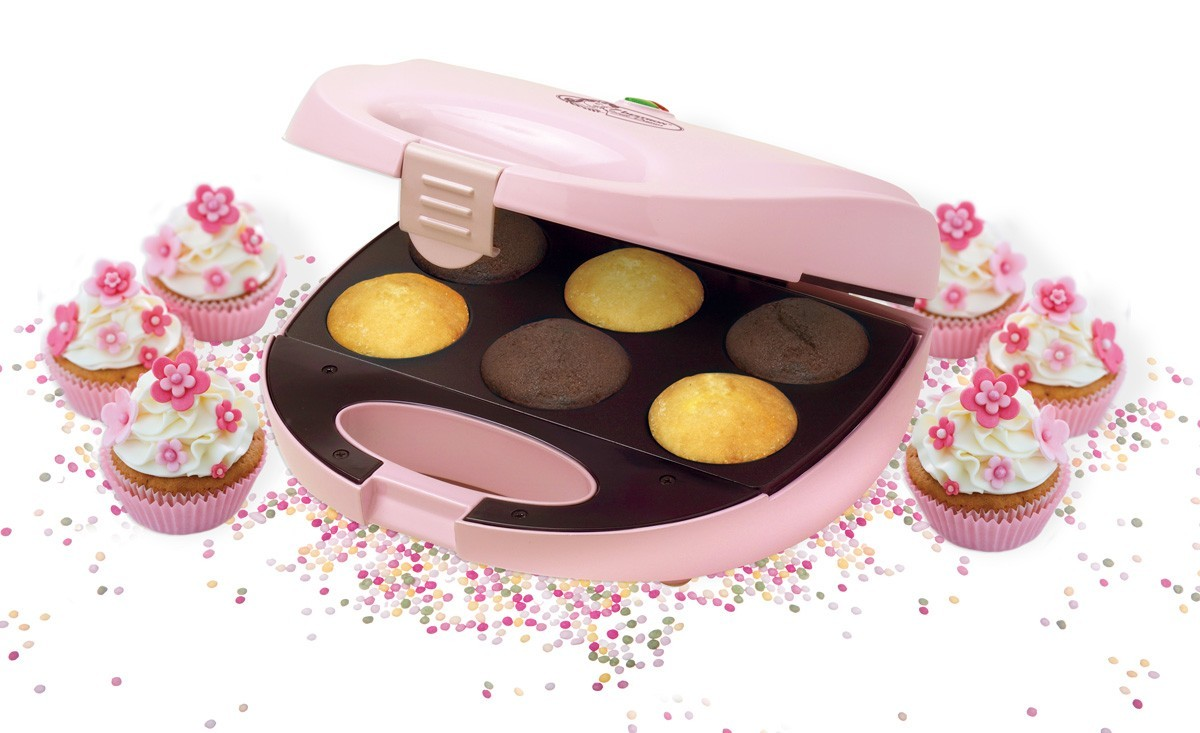 Bestron Cupcake Maker Sweet Dreams DCM8162