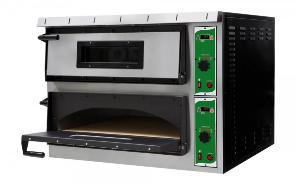 Pizzaofen Power Vollschamott digital Power99DTOP