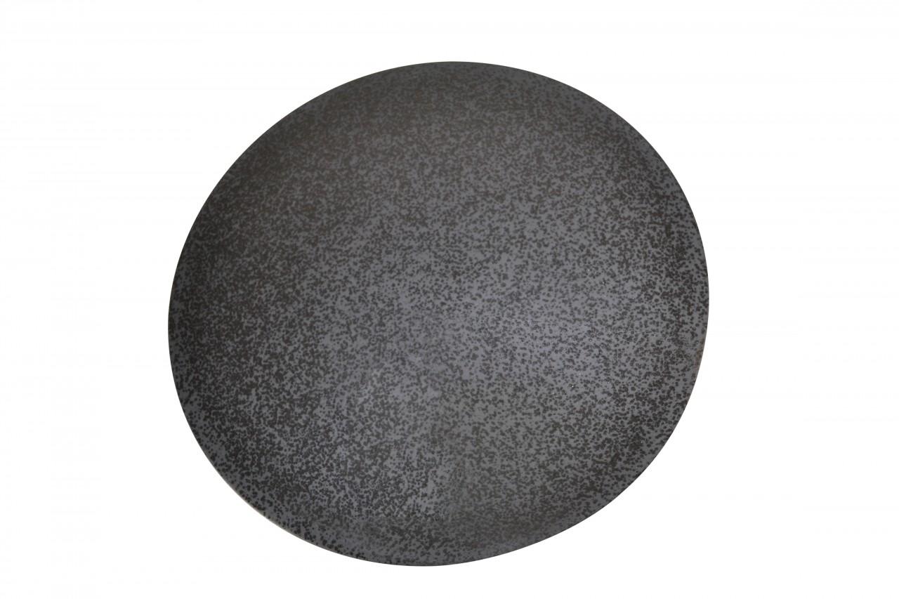 Megrill 410mm Pizzastein, Grillstein aus glasiertem Cordierit p420