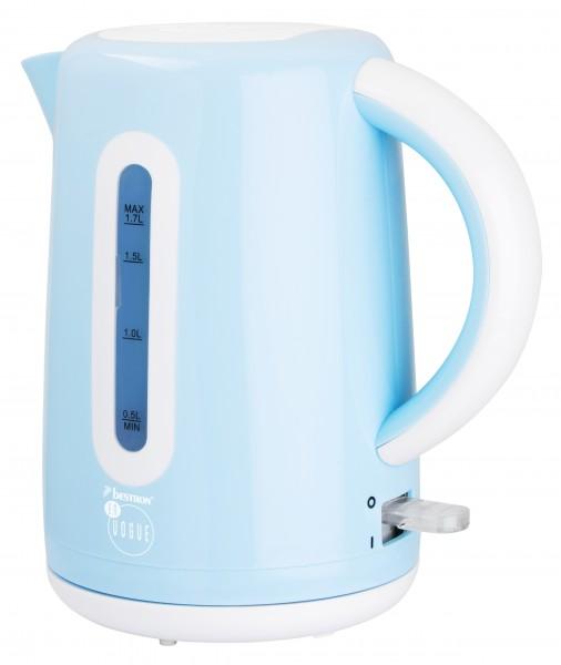 Wasserkocher 1,7Liter blau