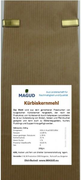 Kürbiskernmehl - magud