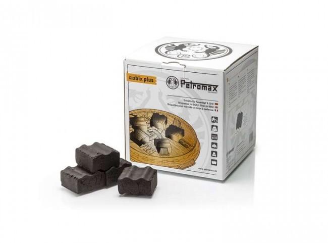 Petromax Cabix Plus Briketts für Feuertopf und Grill c-plus3