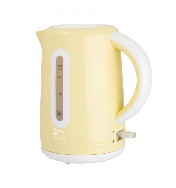 Wasserkocher 1,7Liter vanille