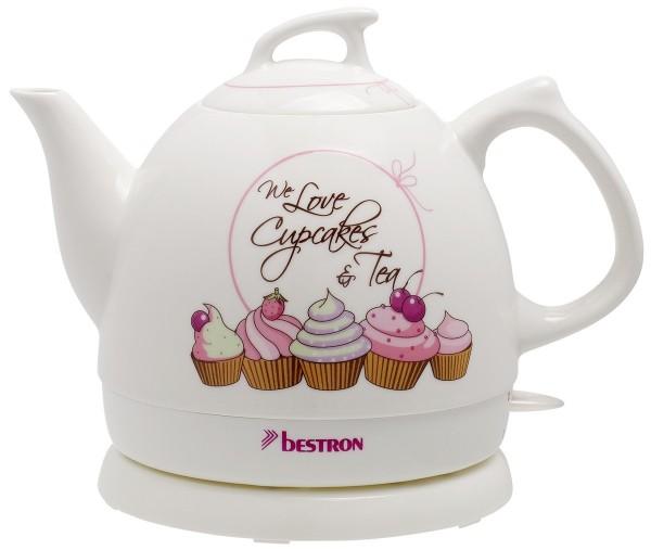 Keramik Wasserkocher Sweet Dreams DTP800SD von bestron
