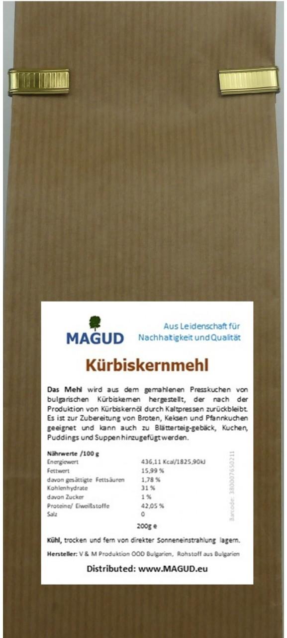 magud Kürbiskernmehl magud-11045