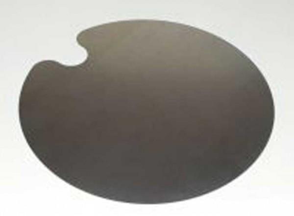 Ersatz-Metallplatte für Pizzarette 6P