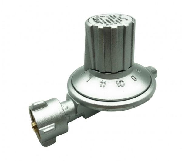 Gasdruckregler einstellbar