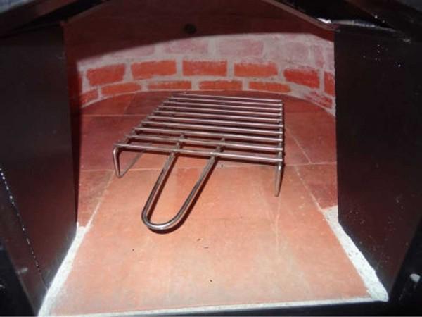 Grillrost lang für Kuppelöfen