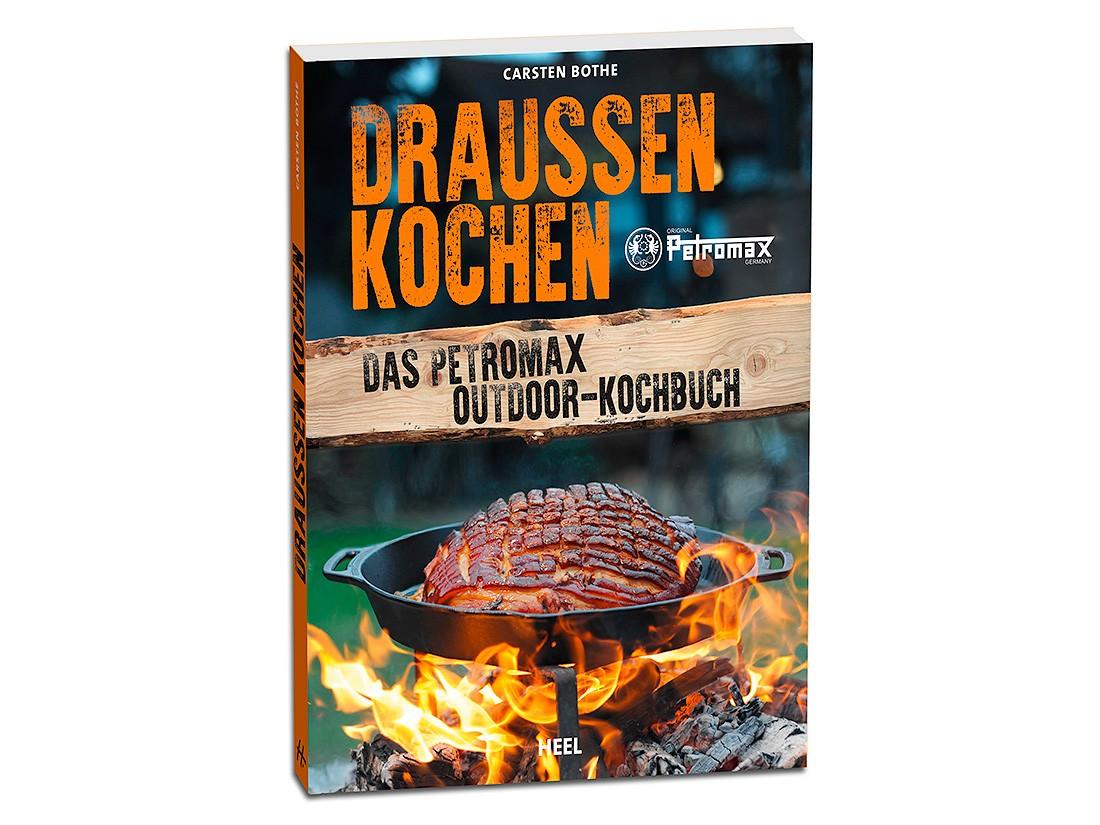 Bücher Draussen Kochen - das Petromax Outdoor Kochbuch petro-kochbuch