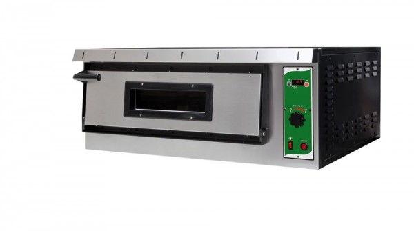 Pizzaofen Power Vollschamott digital Power6DTOP