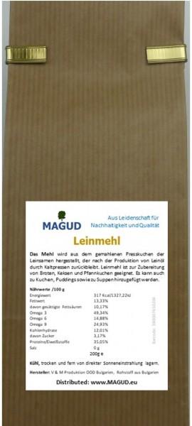 Leinmehl - magud