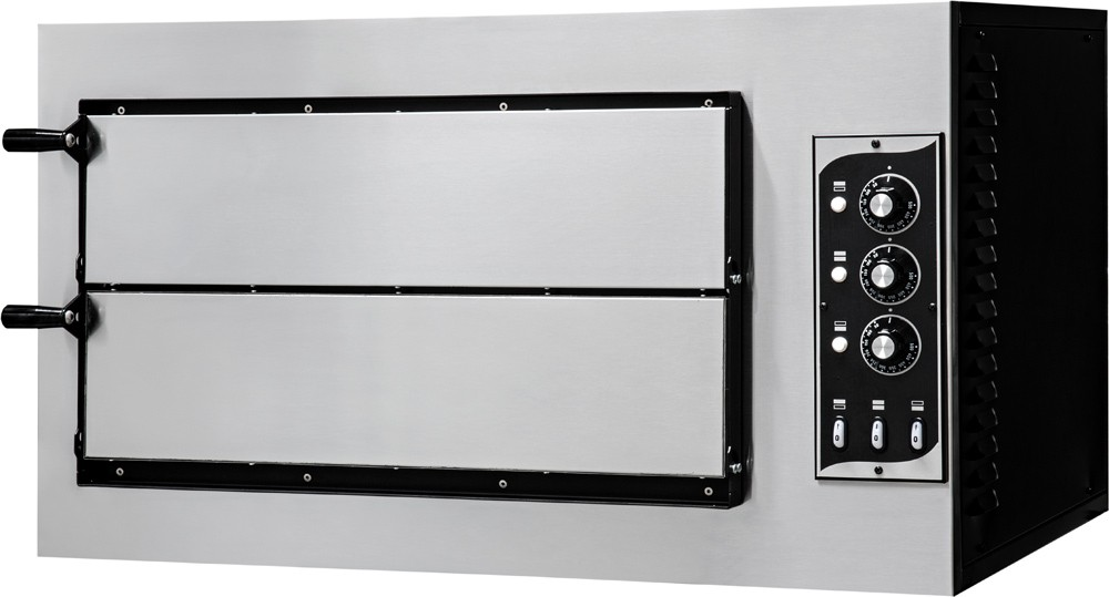Prismafood Pizza-Backofen Bistro2/50-400V Bistro2_50-400V