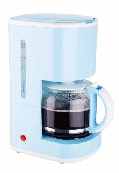 Kaffeeautomat - blau 10-15Tassen