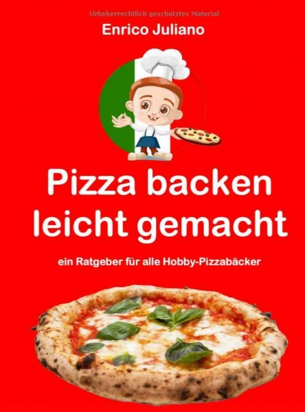 Buch Pizza backen leicht gemacht