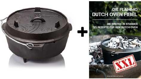 Petromax Feuertopf + dutch oven fibel
