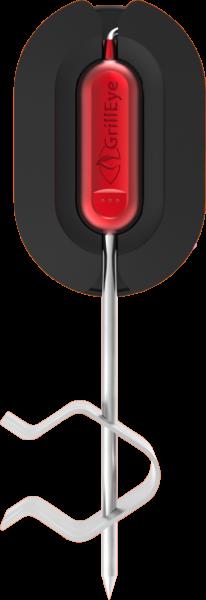 GrillEye Zusatzthermometer mit Halteclip