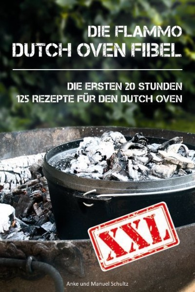 dutch oven fibel XXL in Farbe