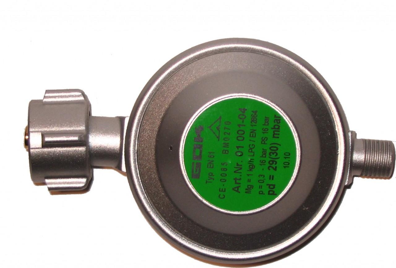 GOK Druckregler, Druckminderer 30mbar CFH-30