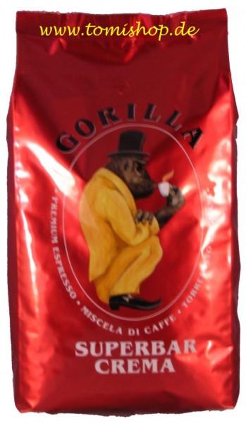Kaffe Gorilla Superbar Crema von Jorges