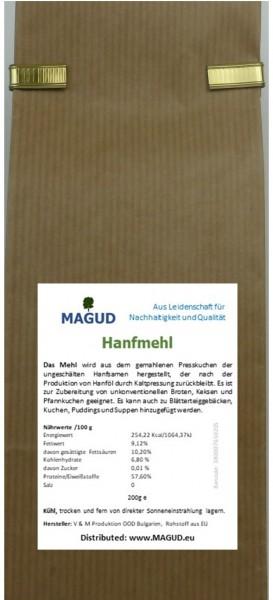 Hanfmehl - magud