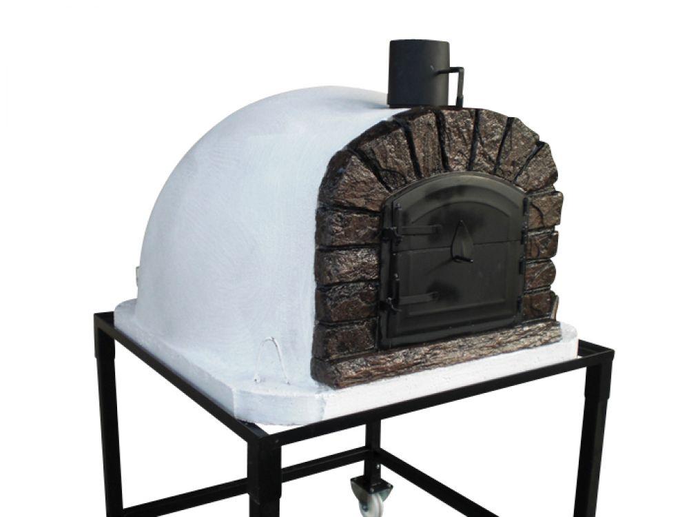 A legna pizza forno di pietra famosi 100 famosi100 8 ebay for Tempo cottura pizza forno ventilato